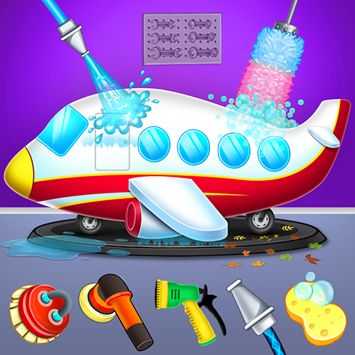 Kids Plane Wash Garage: Kids Plane Games Mod apk download – Mod Apk 2.2 [Unlimited money] free for Android.