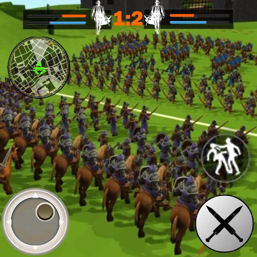 MEDIEVAL BATTLE 3D: THE GREAT CONQUEROR Mod apk download – Mod Apk 2.5 [Unlimited money] free for Android.