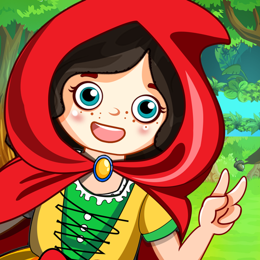 Mini Town: Red Riding Hood Fairy Tale Kids Games Mod apk download – Mod Apk 2.3 [Unlimited money] free for Android.
