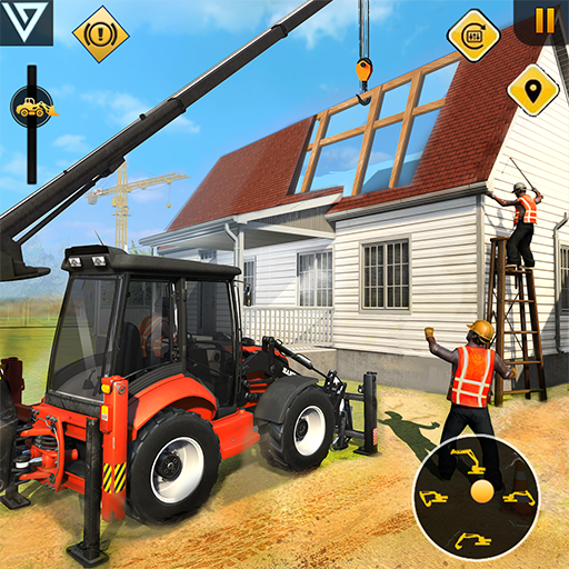 Mobile Home Builder Construction Games 2021 Pro apk download – Premium app free for Android