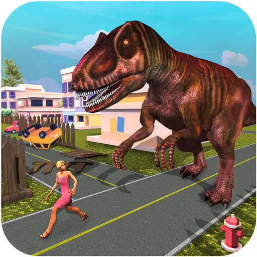 Monster Dinosaur Simulator: City Rampage Mod apk download – Mod Apk 1.21 [Unlimited money] free for Android.