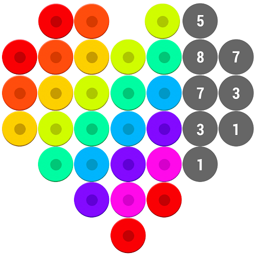 Mosaic Color by Number – Hex Puzzle Beads For Kids Pro apk download – Premium app free for Android
