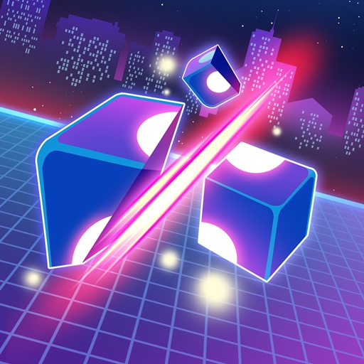 Music Blade: EDM Rhythm Sword Mod apk download – Mod Apk 2.4 [Unlimited money] free for Android.