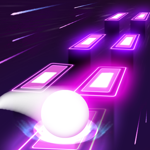 Neon Tiles Hop Color Ball : Forever Dancing Ball Pro apk download – Premium app free for Android