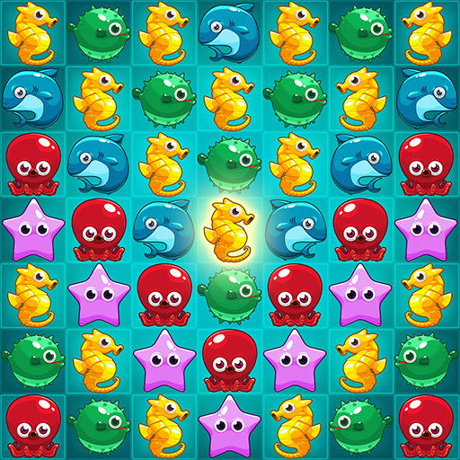 Ocean Match Puzzle Mod apk download – Mod Apk 1.2.4 [Unlimited money] free for Android.