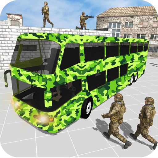 Offroad New Army Bus Game 2019 Pro apk download – Premium app free for Android 4.00