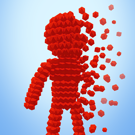 Pixel Rush – Epic Obstacle Course Game Mod apk download – Mod Apk 1.0.9 [Unlimited money] free for Android.
