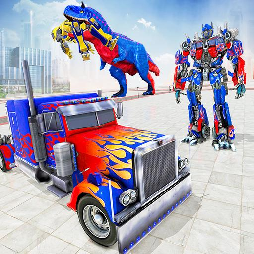 Police Truck Robot Game – Transforming Robot Games Mod apk download – Mod Apk 1.0.9 [Unlimited money] free for Android.