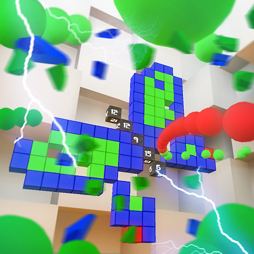 RGBalls – Cannon : Smash Hit Mod apk download – Mod Apk 5.02.04 [Unlimited money] free for Android.