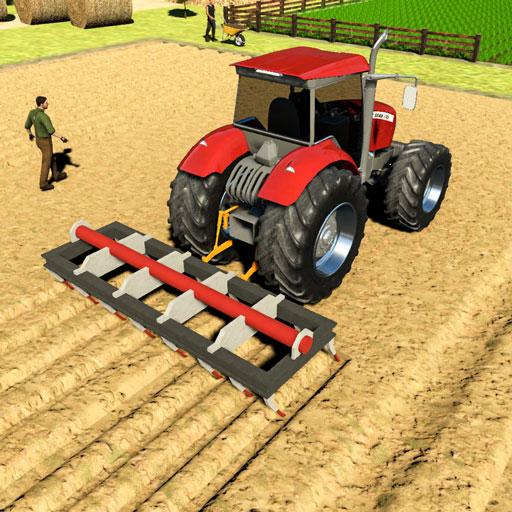 Real Tractor Driving Games- Tractor Games Pro apk download – Premium app free for Android
