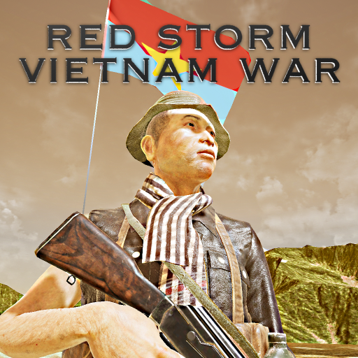Red Storm : Vietnam War – Third Person Shooter Mod apk download – Mod Apk 1.09 [Unlimited money] free for Android.