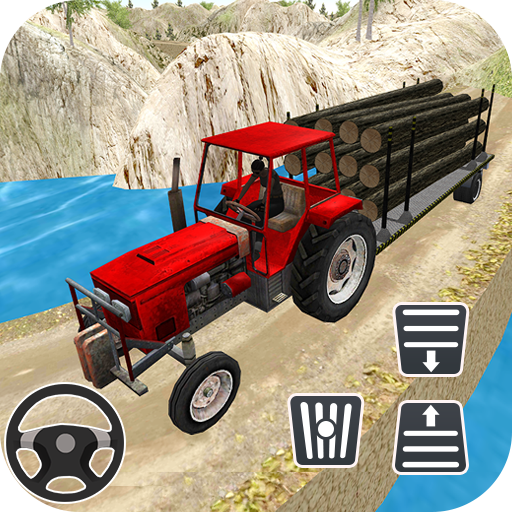 Rural Farm Tractor 3d Simulator – Tractor Games Pro apk download – Premium app free for Android