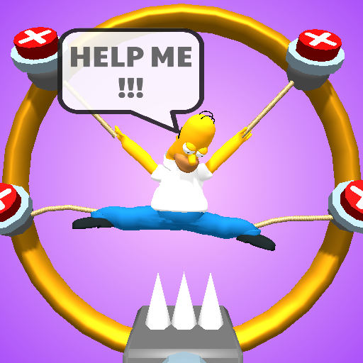 Save the Dude! Rope Puzzle Game Mod apk download – Mod Apk 1.0.33 [Unlimited money] free for Android.