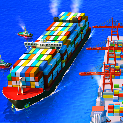 Sea Port: Ship Transport Tycoon & Business Game Pro apk download – Premium app free for Android