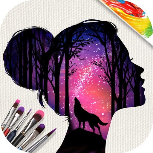 Silhouette Art Mod apk download – Mod Apk 1.0.8 [Unlimited money] free for Android.