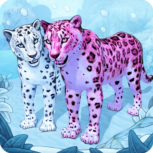 Snow Leopard Family Sim Online Mod apk download – Mod Apk 2.3 [Unlimited money] free for Android.