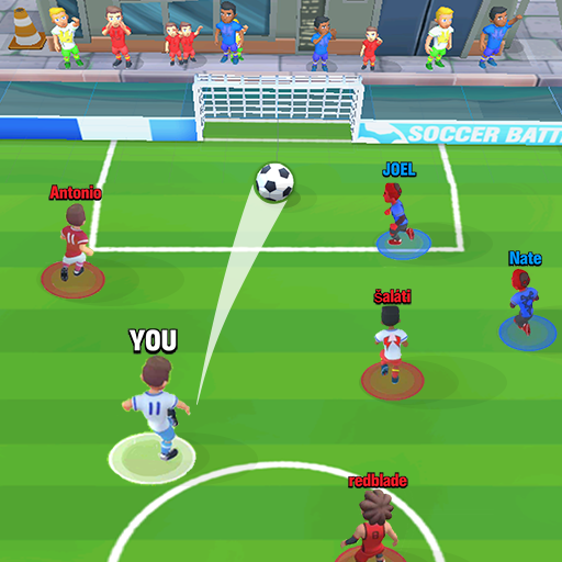 Soccer Battle – 3v3 PvP Pro apk download – Premium app free for Android