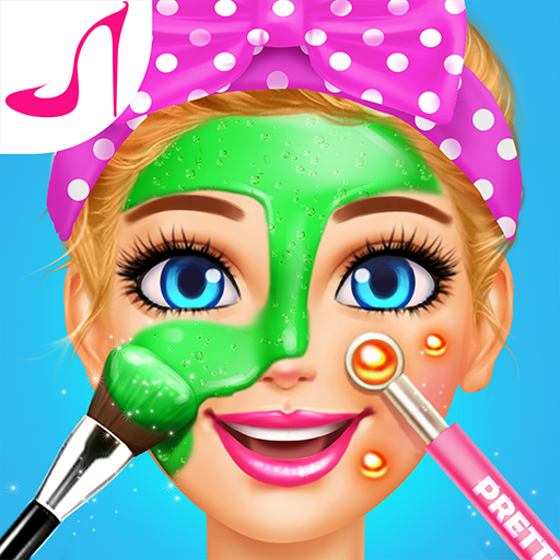 Spa Day Makeup Artist: Salon Games Mod apk download – Mod Apk 1.3 [Unlimited money] free for Android.