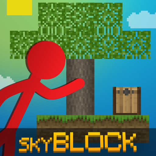Stickman vs Multicraft: Skyblock Craft Pro apk download – Premium app free for Android