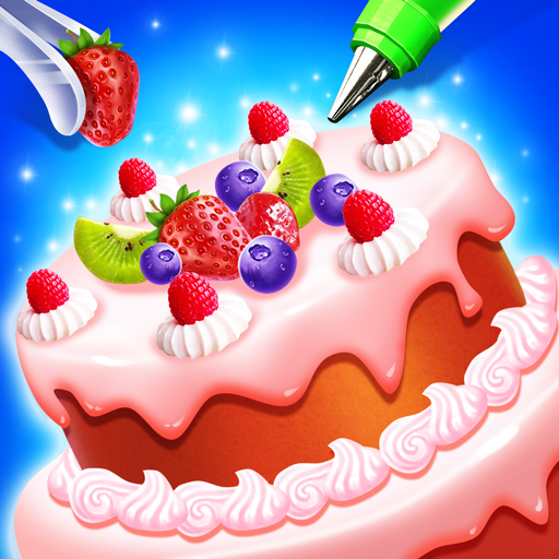 🍰💛Sweet Cake Shop – Cooking & Bakery Mod apk download – Mod Apk  [Unlimited money] free for Android.