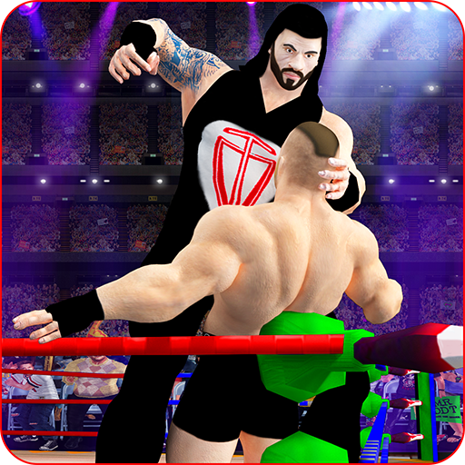 Tag Team Wrestling Games: Mega Cage Ring Fighting Pro apk download – Premium app free for Android