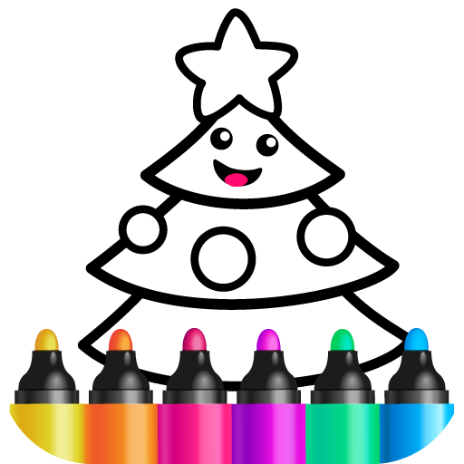 Toddler Drawing Academy🎓 Coloring Games for Kids Mod apk download – Mod Apk  [Unlimited money] free for Android. 7.3.0