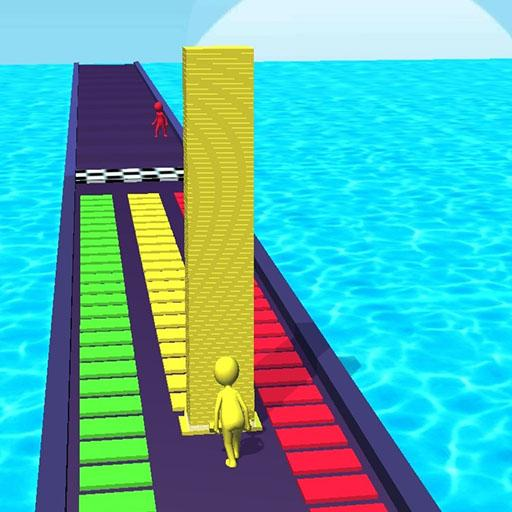 Tower Stack colors kick-Collect cubes tower run Mod apk download – Mod Apk 1.0.9 [Unlimited money] free for Android.