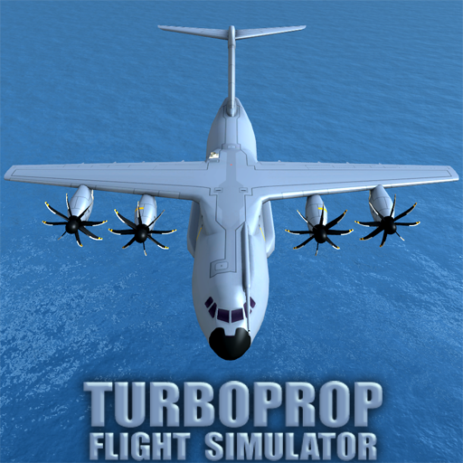 Turboprop Flight Simulator 3D Mod apk download – Mod Apk 1.24 [Unlimited money] free for Android.