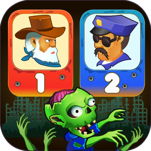 Two guys & Zombies (two-player game) Mod apk download – Mod Apk 1.2.4 [Unlimited money] free for Android.