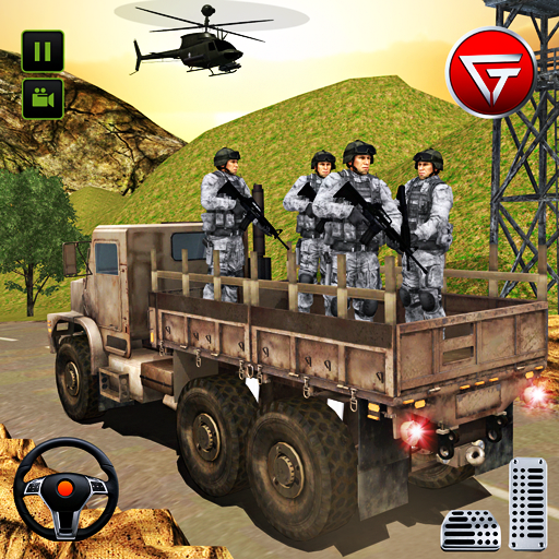 US Army Truck Driving 2018: Real Military Truck 3D Mod apk download – Mod Apk 1.0.5 [Unlimited money] free for Android.