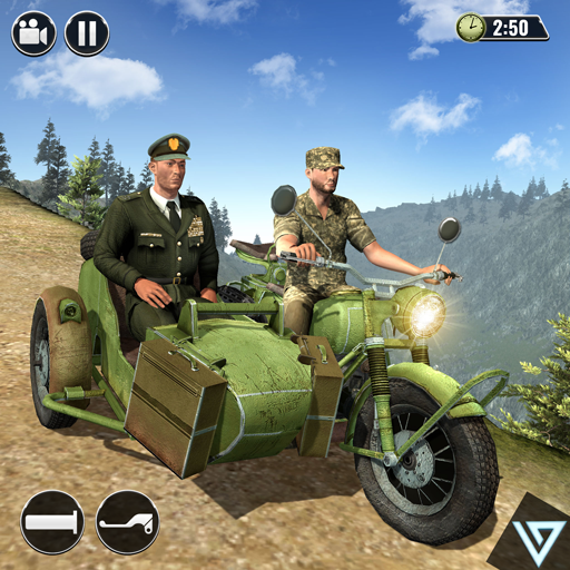 US Military Transporter: Army Truck Driving Games Pro apk download – Premium app free for Android