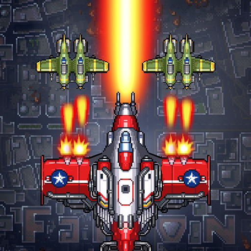 1945 Air Force: Airplane Shooting Games – Free Mod apk download – Mod Apk 8.11 [Unlimited money] free for Android.