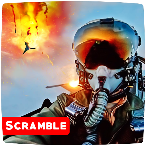 Air Scramble : Interceptor Fighter Jets Mod apk download – Mod Apk 1.2.1.8 [Unlimited money] free for Android.