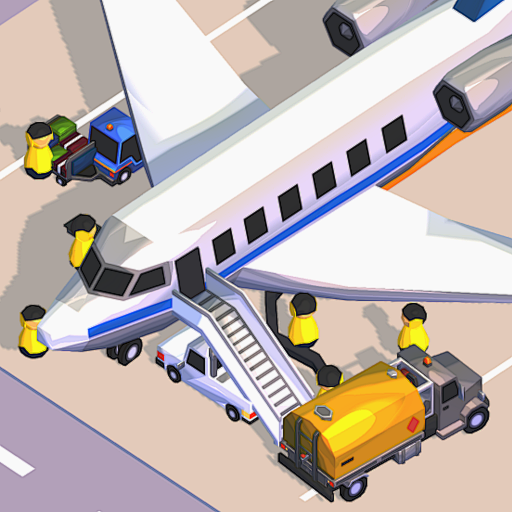 Air Venture – Idle Airport Tycoon ✈️ Mod apk download – Mod Apk 1.2 [Unlimited money] free for Android.