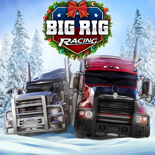 Big Rig Racing Mod apk download – Mod Apk 6.9.0.185 [Unlimited money] free for Android.