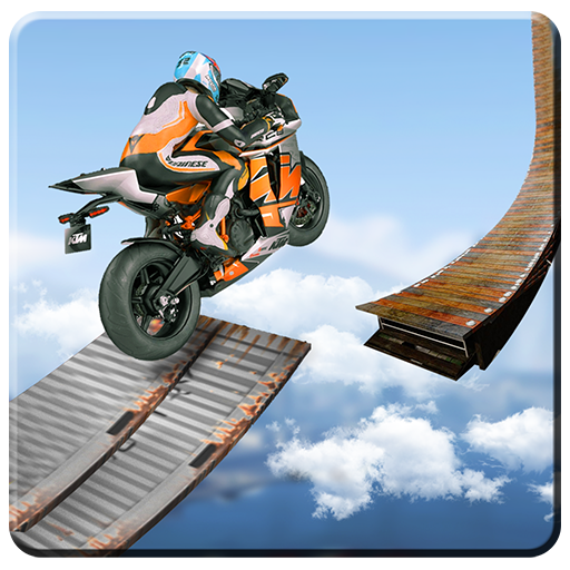 Bike Impossible Tracks Race: 3D Motorcycle Stunts Pro apk download – Premium app free for Android
