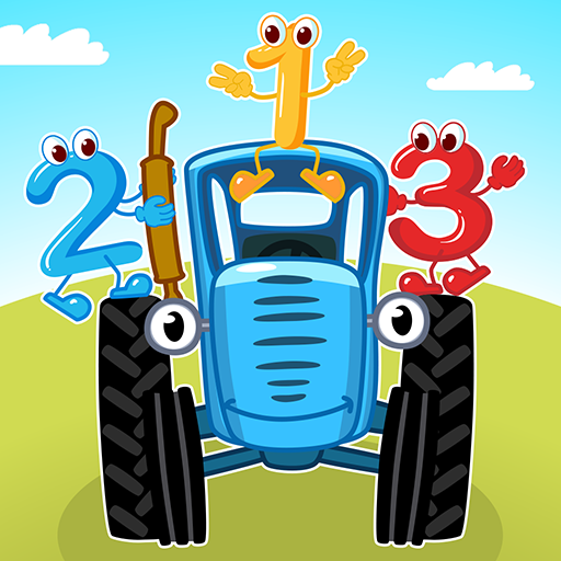 Blue Tractor Games for Toddlers 2 Years Old! Pre K Mod apk download – Mod Apk 1.1.4 [Unlimited money] free for Android.