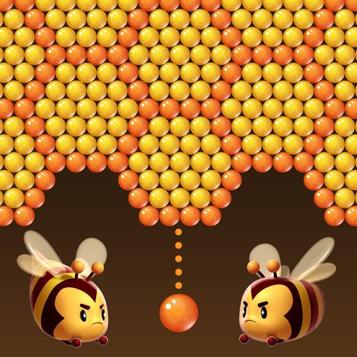 Bubble Bee Pop – Colorful Bubble Shooter Games Mod apk download – Mod Apk 1.3.6 [Unlimited money] free for Android.