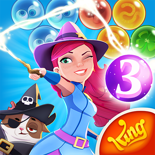 Bubble Witch 3 Saga Mod apk download – Mod Apk  [Unlimited money] free for Android.