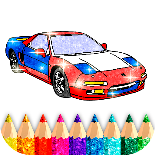 Car Coloring Game offline🚗 Pro apk download – Premium app free for Android