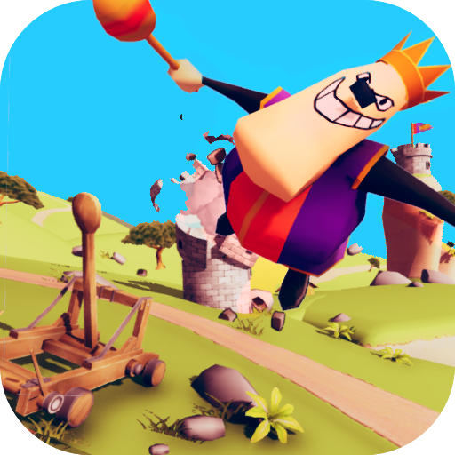 Catapult Shooter 3D💥: Revenge of the Angry King👑 Pro apk download – Premium app free for Android