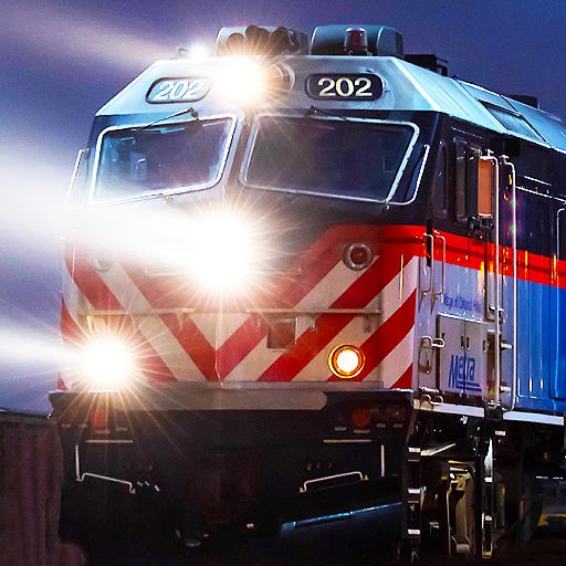 Chicago Train – Idle Transport Tycoon Pro apk download – Premium app free for Android