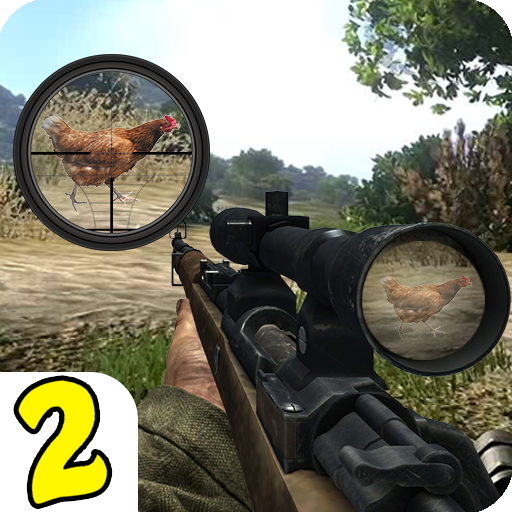 Chicken Shoot II Sniper Shooter Mod apk download – Mod Apk 1.1.6 [Unlimited money] free for Android.