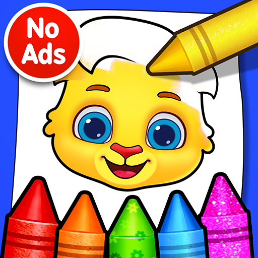Coloring Games: Coloring Book, Painting, Glow Draw Mod apk download – Mod Apk 1.0.9 [Unlimited money] free for Android.