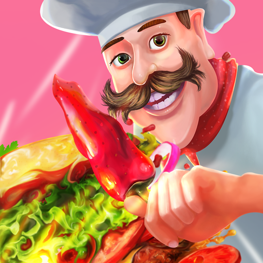 Cooking Warrior: Cooking Food Chef Fever Mod apk download – Mod Apk 2.6 [Unlimited money] free for Android.