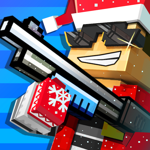 Cops N Robbers – 3D Pixel Craft Gun Shooting Games Mod apk download – Mod Apk 10.2.0 [Unlimited money] free for Android.