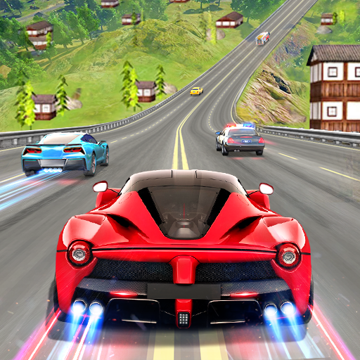 Crazy Car Traffic Racing Games 2020: New Car Games Pro apk download – Premium app free for Android