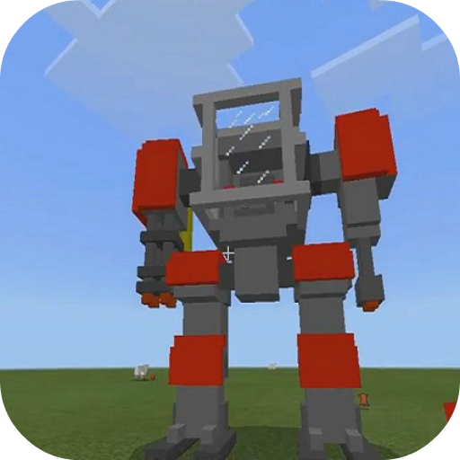 Defender Robot Mod for MCPE Mod apk download – Mod Apk 4.4 [Unlimited money] free for Android.