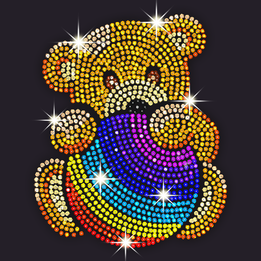 Diamond Coloring – Sequins Art & Paint by Numbers Mod apk download – Mod Apk 1.4.5 [Unlimited money] free for Android.