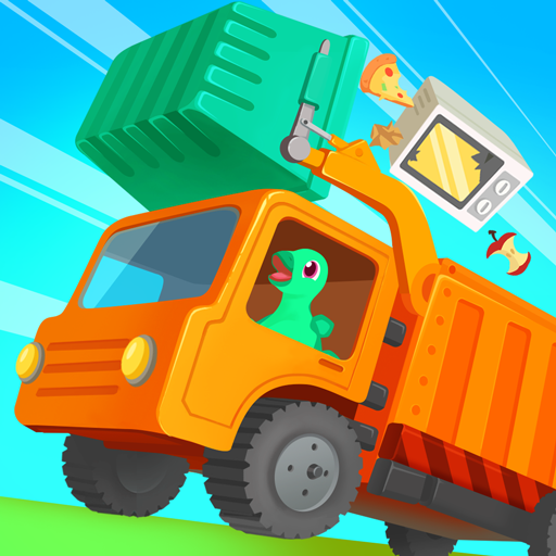 Dinosaur Garbage Truck – Games for kids Mod apk download – Mod Apk 1.0.4 [Unlimited money] free for Android.